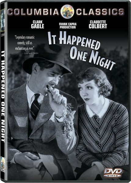 IT HAPPENED ONE NIGHT BY GABLE,CLARK (DVD)